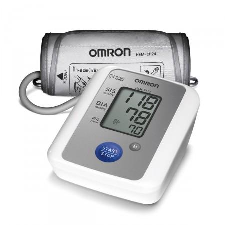 Monitor de Pressão Arterial Automático de Braço HEM-7113