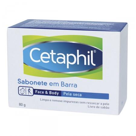Sabonete Cetaphil Pele Seca