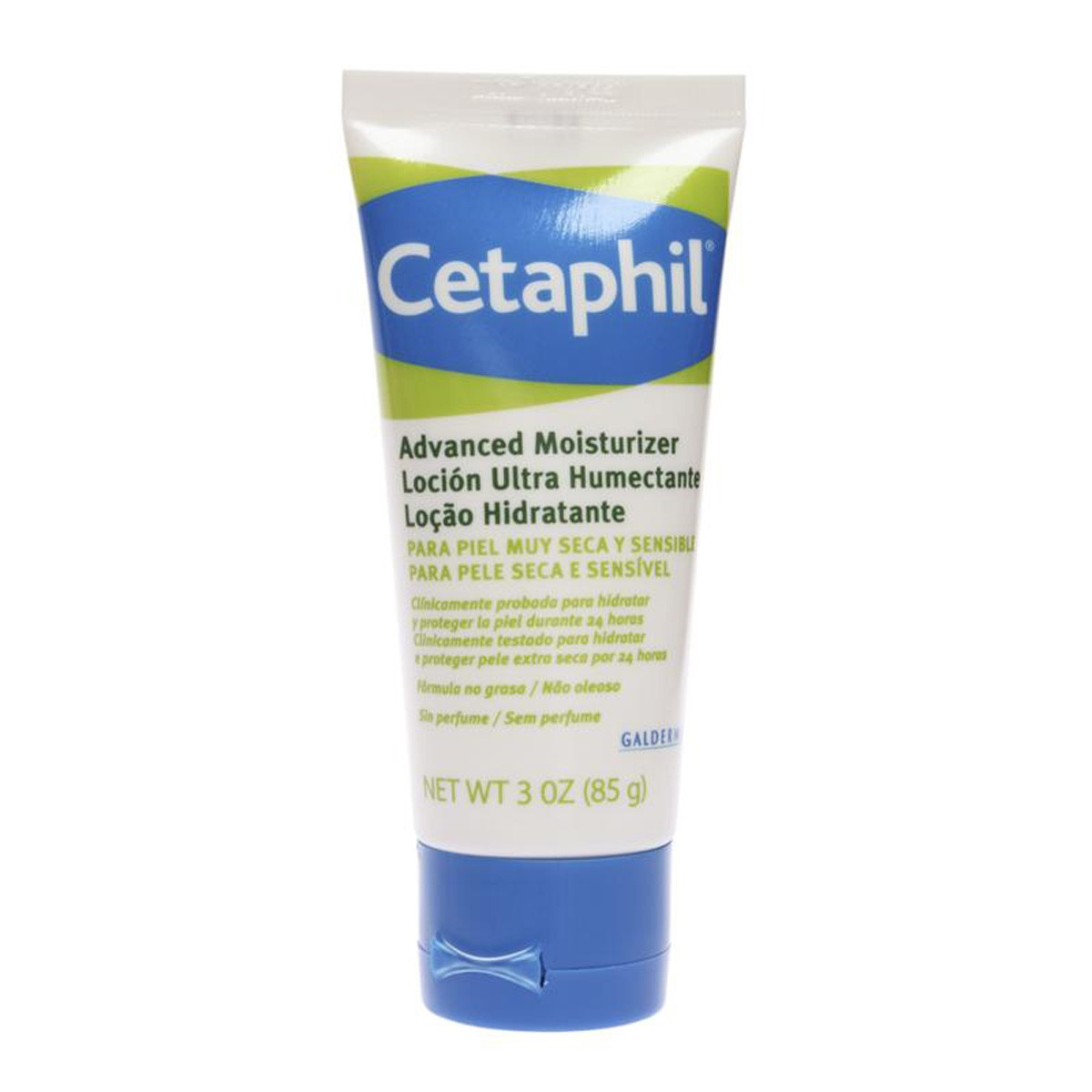 Loção Hidratante Advanced Moistuzier Cetaphil 85g