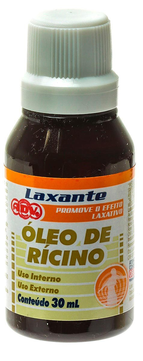 Óleo de Rícino ADV 30 ml