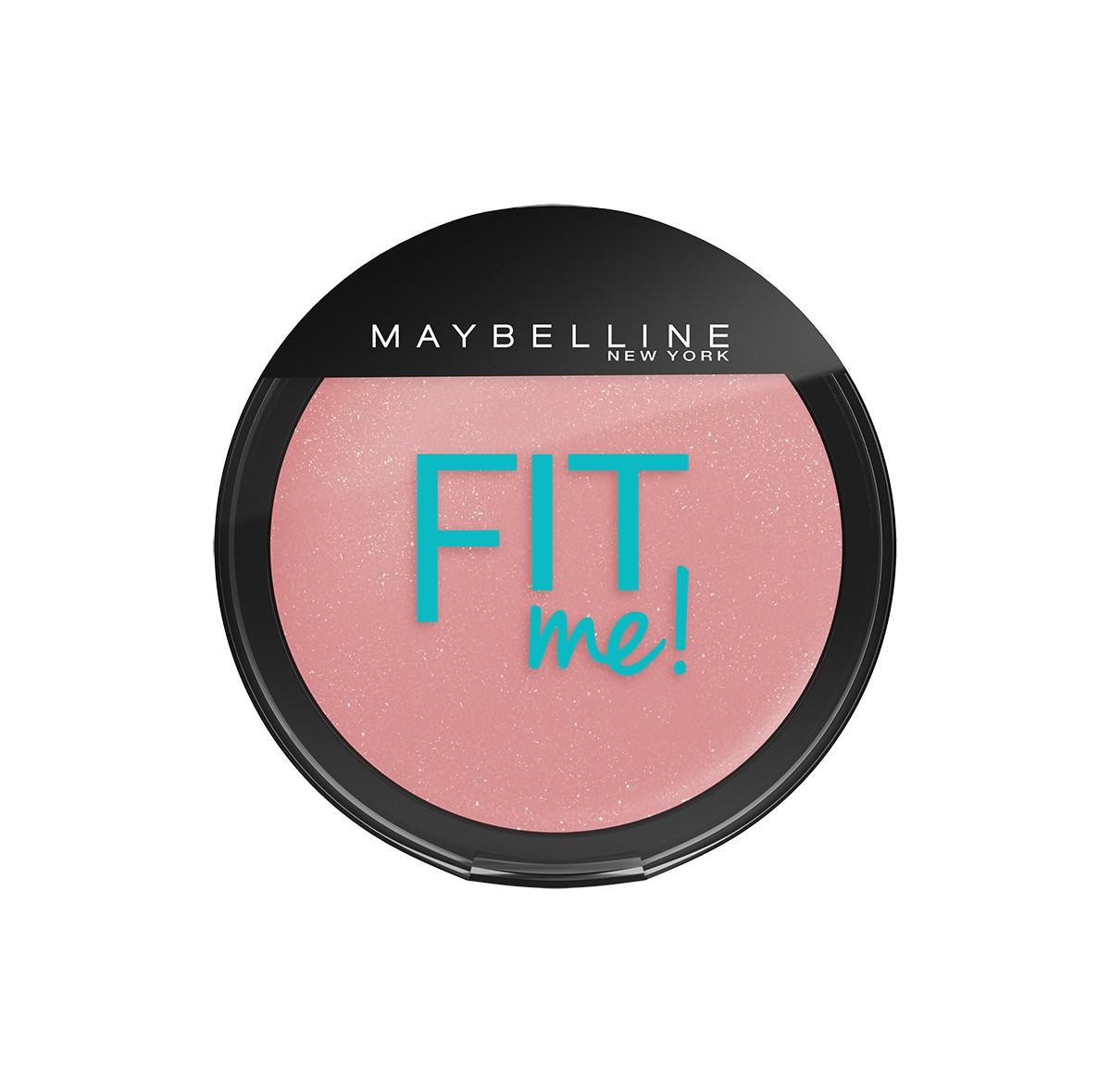 Blush Maybelline Fit Me Nº04 Eu e Eu Mesma Maybelline 1 Unidade - brand