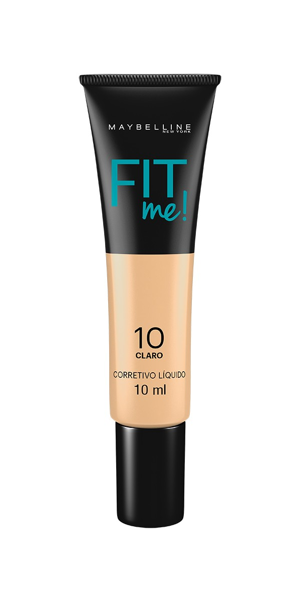 Corretivo Maybelline Fit Me N°10 Claro Maybelline 1 Unidade - brand