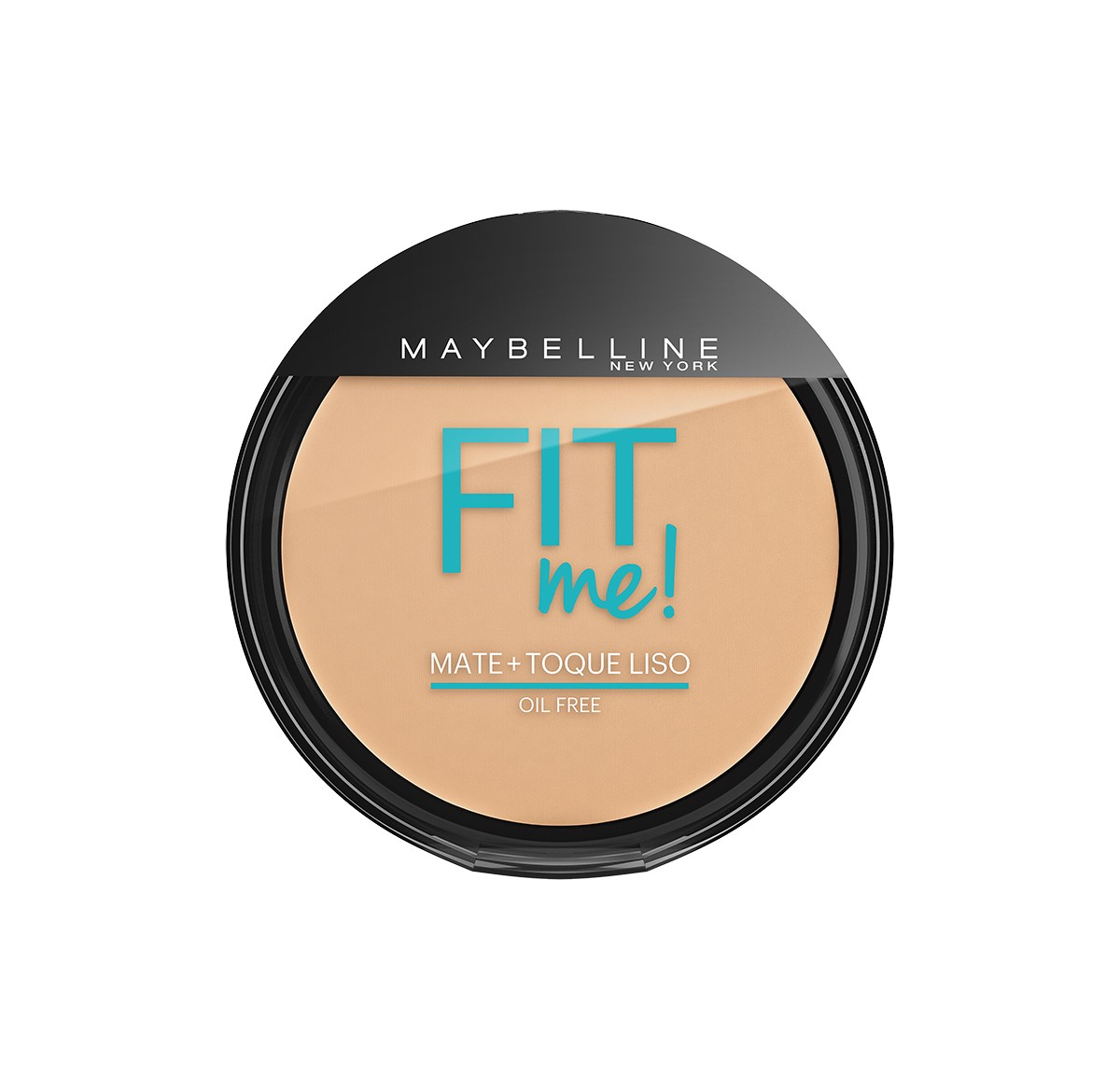 Pó Compacto Maybelline Fit Me N°130 Claro Diferente Maybelline 1 Unidade - brand