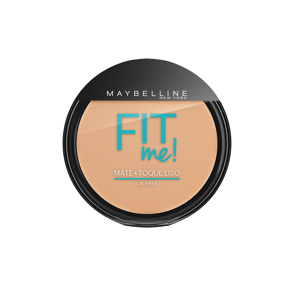 Pó Compacto Maybelline Fit Me N°140 Claro Singular Maybelline 1 Unidade - brand