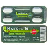 Novalgina 1g