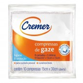 Compressa de Gaze Estéril