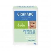 Sabonete Infantil de Glicerina Bebê Erva Doce