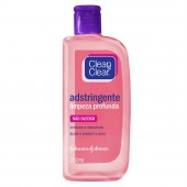 Adstringente Clean&Clear Limpeza Profunda