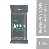 Preservativo Jontex Confort Plus
