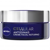 Nivea Cellular Creme Facial Noturno Antissinais