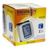 Monitor de Pressão Arterial Incoterm Cardio Life