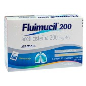 Fluimucil 200mg