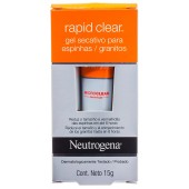 Gel Secativo Facial Rapid Clear
