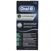 Fio Dental Oral B Super Floss