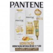 Kit Shampoo + Condicionador Pantene Hidratação