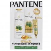 Kit Shampoo + Condicionador Pantene Restauração