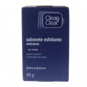 Sabonete Esfoliante Anti-Cravos