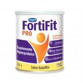 Suplemento Hiperproteico Fortifit Pro Sabor Baunilha