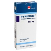 Pyridium 200mg