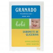 Sabonete de Glicerina Bebê