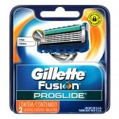 Lâminas para Aparelho de Barbear Gillette Fusion Proglide