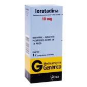 Loratadina 10 mg
