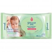 Lenços Umedecidos Johnson's Baby Toque Fresquinho