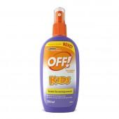 Repelente Spray OFF Kids