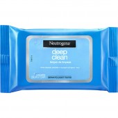 Lenço Demaquilante Neutrogena Deep Clean