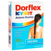 Dorflex Icy Hot Tamanho Pequeno
