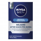 Bálsamo Pós-Barba Nivea Men Originals Hidratante