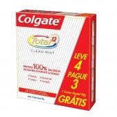 Creme Dental Colgate Total 12 Clean Mint
