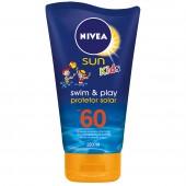 Protetor Solar Nivea Sun Kids FPS 60
