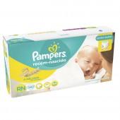 Fralda Pampers Recém Nascido