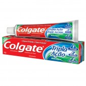 Creme Dental Colgate Tripla Ação Menta Original
