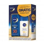 Kit Protetor Solar Nivea Sun FPS30