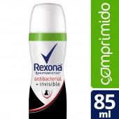 Desodorante Aerosol Rexona Woman Antibacterial Protection