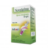 Novalgina  50mg/ml
