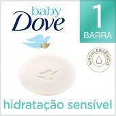 Sabonete em Barra Baby Dove Hidratação Sensível