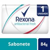 Sabonete Rexona Antibacteriano Fresh