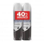 Kit Desodorantes Aerosol Rexona Women Invisible