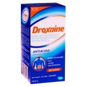 Droxaine