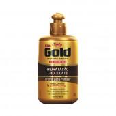 Creme para Pentear Niely Gold Chocolate