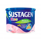 Suplemento Alimentar Kids Sabor Morango