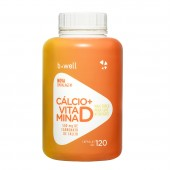 Cálcio + Vitamina D