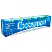 Pomada Prevenção de Assaduras Babymed Meninos