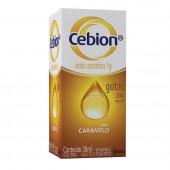 Cebion Sabor Caramelo