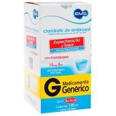 Cloridrato de Ambroxol 15mg/5ml