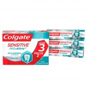 Kit Creme Dental Colgate Sensitive Pró-Alívio