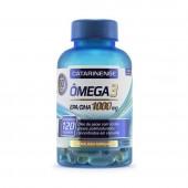 Complexo Vitamínico Ômega 3 1000mg 120 Cápsulas Catarinense